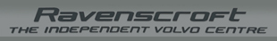Ravenscroft Volvo Centre logo