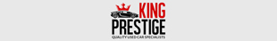 King Prestige Cars Logo