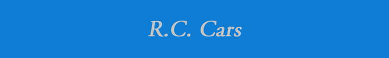 R C Cars Ltd Logo