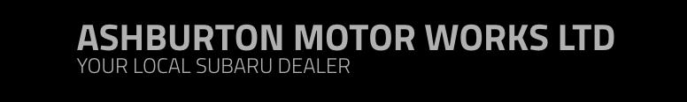 Ashburton Motor Works Logo