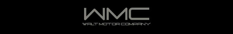 Walt Motor Company Logo