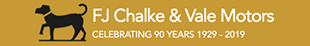 FJ Chalke Nissan Yeovil logo