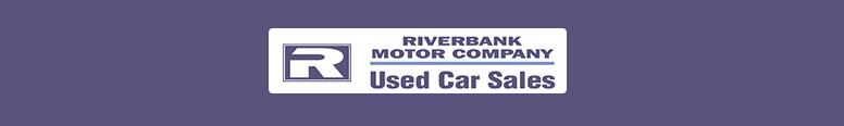 Riverbank Motor Company Logo