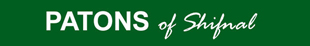 Patons of Shifnal logo
