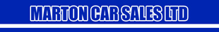 Marton Car Sales logo