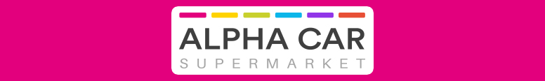 Alpha Car Supermarket Logo