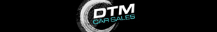 DTM Car Sales Logo