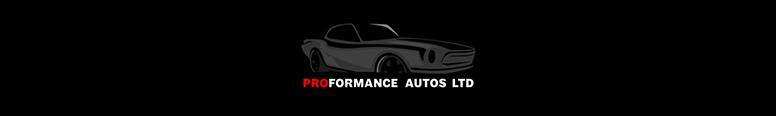 Proformance Autos Limited Logo
