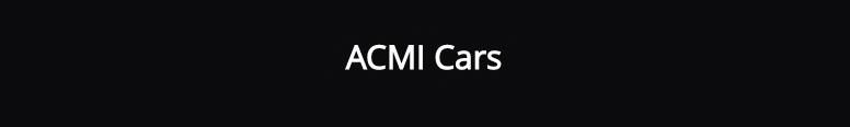 Acmi Cars Logo