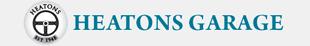 Heatons Garage logo