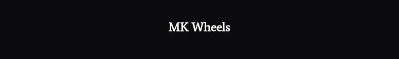 MK Wheels Logo