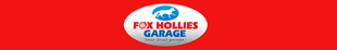 Fox Hollies Motor Company logo