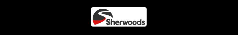 Sherwoods Car Store Washington Logo