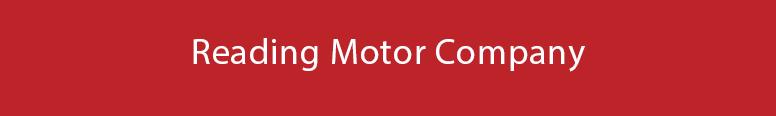 Reading Motor Company Logo