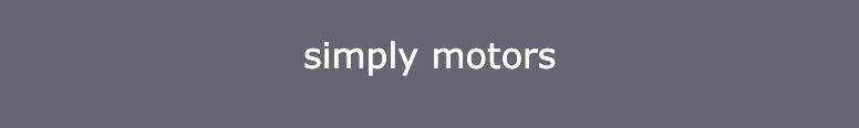 Simply Motors Logo