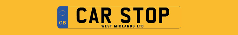 Car stop West Midlands Logo