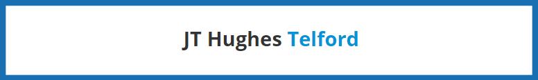 JT Hughes Telford Mitsubishi Logo