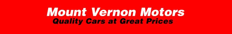 Mount Vernon Motors Logo