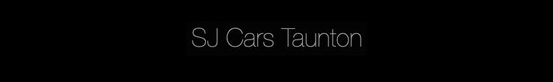 SJ CARS Taunton Logo