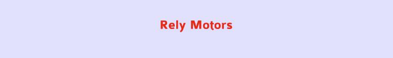 Rely Motors Logo