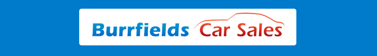 Burrfields Car Sales Logo