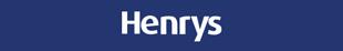 Henrys Suzuki logo