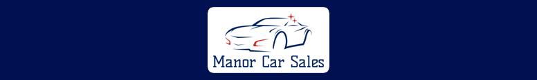 Manor Car Sales Logo