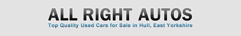 All right autos ltd Logo