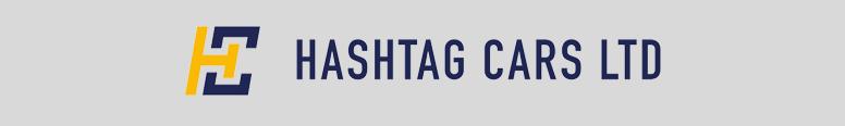 Hashtag cars ltd Logo