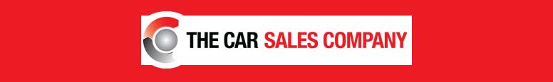 The Car Sales Company Logo