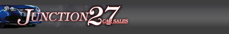 Junction 27 Car Sales Logo