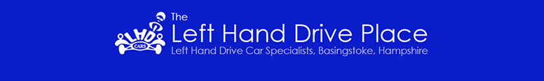 The Left Hand Drive Place Logo