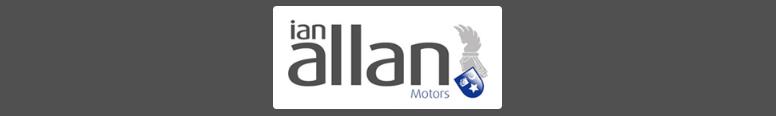Ian Allan Motors Logo