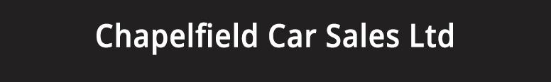 Chapelfield Car Sales Ltd Logo