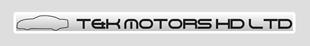 T&K Motors HD Ltd logo