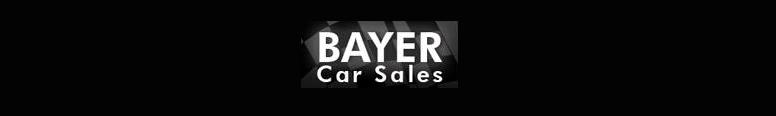 Bayer Car Sales Logo