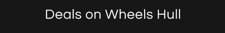 Deals on Wheels Hull Logo
