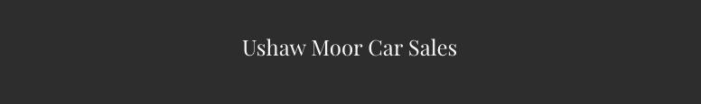 Ushaw Moor Car Sales Logo