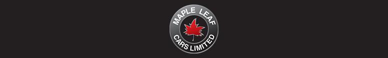 Maple Leaf Cars Logo