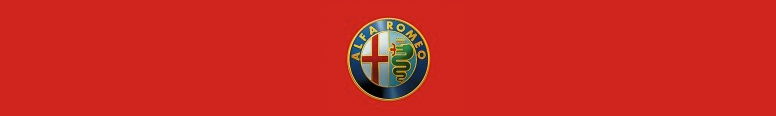 Motorvogue Alfa Romeo Bedford Logo