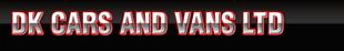 DK Cars and Vans Ltd logo