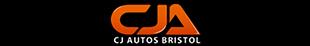 CJ AUTOS BRISTOL logo