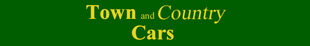 Town & Country Cars logo